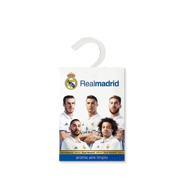 Ambientadores Real Madrid