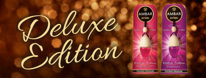 Coche colgante Deluxe Edition Ambar perfums
